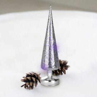 Grande Albero di Natale LED con Luci Colorate