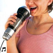 Microfono Effetto Eco