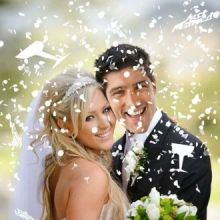 Confetti da Matrimonio