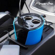 Alimentatore Caricatore per Auto Power One