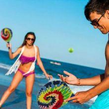 Racchette da Spiaggia Summer's Colour