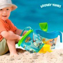 Gioco da Spiaggia Looney Tunes (5 pezzi)