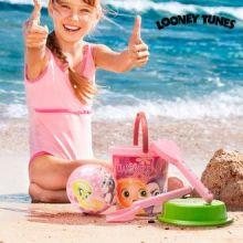 Gioco da Spiaggia con Pallone Titti (5 pezzi)