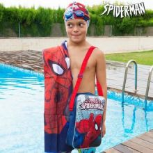 Zaino per Piscina Spiderman (4 pezzi)
