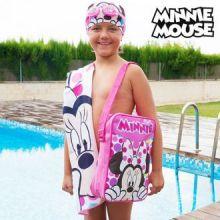 Zaino per Piscina Minnie (4 pezzi)