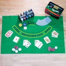 Gioco Poker (200 fiches)