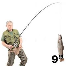 Set Canna da Pesca 2,70 m/9''
