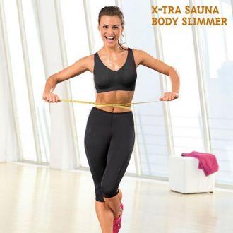 Set di Abbigliamento Sportivo X-Tra Sauna Body Slimmer