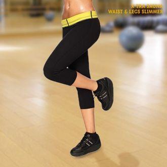 Leggings al Polpaccio X-Tra Sauna Waist & Legs Slimmer