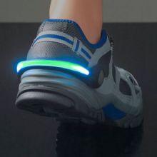 Clip di Sicurezza a LED per Scarpe da Corsa GoFit