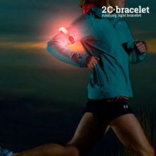 Bracciale Sportivo di Sicurezza LED 2C