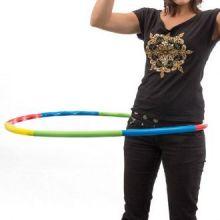 Hula-Hoop Smontabile per Fitness