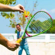 Set di Badminton (6 pezzi)
