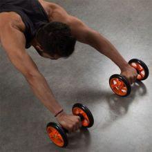 Ruote per Addominali Fitness (pacco da 2)