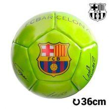 Pallone da Calcio Mini Giallo FC Barcelona