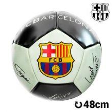 Pallone da Calcio Medio Fluorescente FC Barcelona