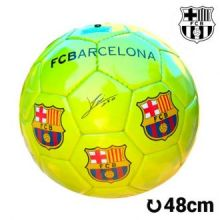 Pallone da Calcio Medio Giallo FC Barcelona
