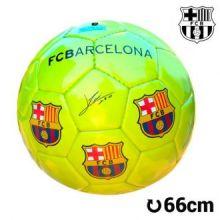 Pallone da Calcio Grande Giallo FC Barcelona