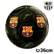 Pallone da Calcio Mini Nero FC Barcelona