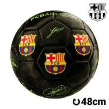 Pallone da Calcio Medio Nero FC Barcelona