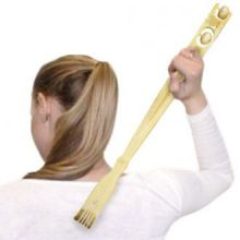 Gratta Schiena Massaggiatore Bambù