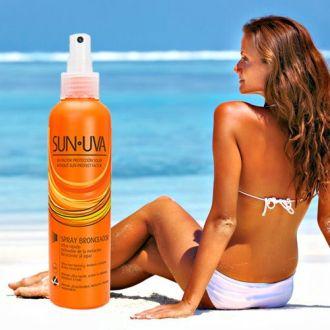 Lozione abbronzante Sun UVA senza SPF 200 ml