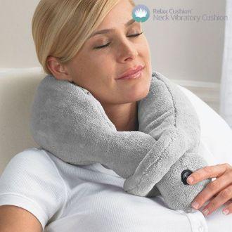 Cuscino Massaggia Collo Relax Cushion