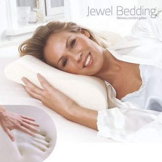 Cuscino di gomma piuma Jewel Bedding Memory