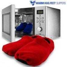 Pantofole Microonde Warm Hug Feet
