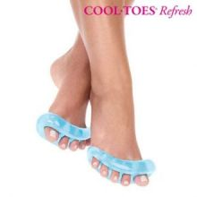 Divaricatori per le Dita del Piede Gel Cool Toes Refresh