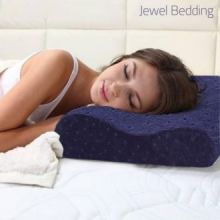 Cuscino in Memory Foam con Federa Jewel Bedding