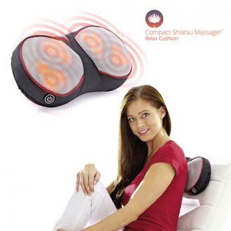Cuscino Massaggio Shiatsu Relax Cushion