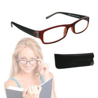 Occhiali Graduati da Lettura con Custodia Flessibile