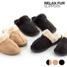 Pantofole Relax Fur
