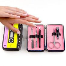 Set per Manicure e Pedicure Cassette (5 pezzi)