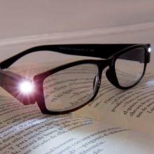 Occhiali da Lettura Graduati con LED