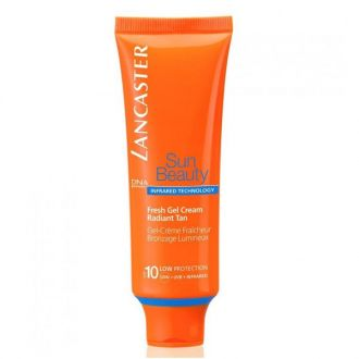 Lancaster - SUN BEAUTY silky touch face cream SPF15 50 ml