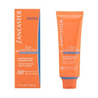Lancaster - SUN DELICATE SKIN soothing cream SPF50+ 50 ml