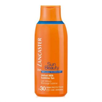 Lancaster - SUN BEAUTY velvet milk face & body SPF30 175 ml