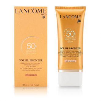 Lancome - SOLEIL BRONZER BB CREAM crème protectrice SPF50 50 ml