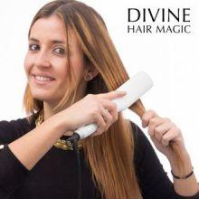 Spazzola Lisciante Elettrica Divine Hair Magic