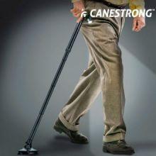 Bastone da passeggio Pieghevole con LED e Base Rotante Canestrong