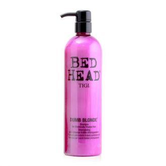 Tigi - BED HEAD DUMB BLONDE shampoo damaged hair 400 ml