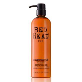 Tigi - BED HEAD COLOUR GODDESS oil infused shampoo 750 ml