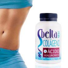 Integratore Alimentare di Collagene e Acido Ialuronico Sbelta Plus (120 capsule)