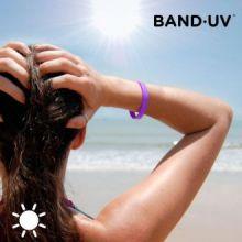 Braccialetto Indicatore di Raggi UVA Band UV